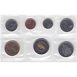 2005 Canada Uncirculated Proof-Like Coin Set