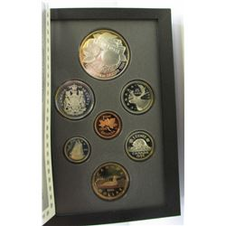 1996 Canada Double Dollar Prestige Coin Set by RCM