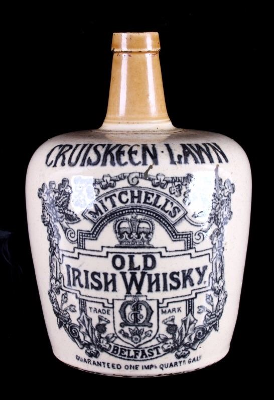 Antique Stoneware Whiskey Jug Collection