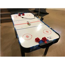 SMALL AIR HOCKEY TABLE