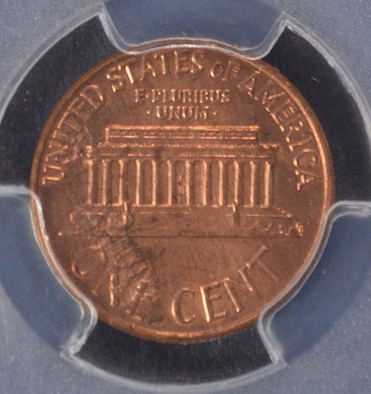 1961 Penny Error – Name