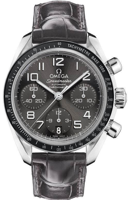 Image 1   Omega Speedmaster Automatic Chronometer Women Watch 0d386f923b