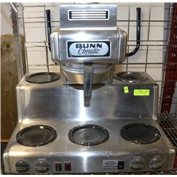 Bunn Coffee Maker Doesnot Work : BUNN 5 POT COFFEE MACHINE