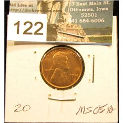 1940 P Lincoln Cent RD-65
