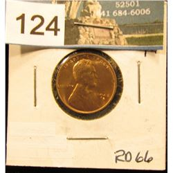 1942 S Lincoln Cent RD-66