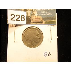 1914 S Buffalo Nickel  G-4