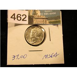 1939 S Mercury Dime MS-64