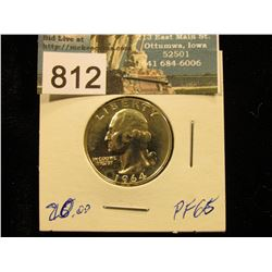 1964 P Washington Quarter PF-66