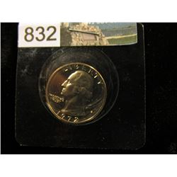 1972 S Washington Quarter DCAM-67