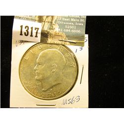 1971 S Eisenhower Dollar MS-63