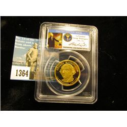 2007 S George Washington Presidential Dollar PCGS DCAM-69