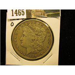 1888 O U.S. Morgan Silver Dollar, VF 20