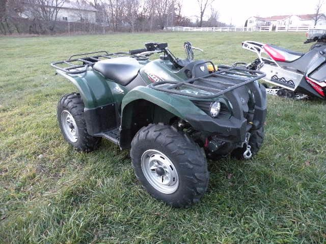 2009 yamaha 450 grizzly 4x4 sn 5y4aj26y59a010831 for 2009 yamaha grizzly 450 value
