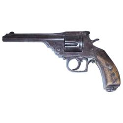 Winchester 44 cal. revolver, marked Belgium, 11 L.