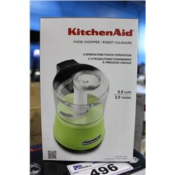 Kitchenaid 2sp chop and puree food chopper green for M kitchen world chop wash