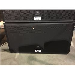 JBL STX828S DUAL 18'' HIGH POWER SUBWOOFER