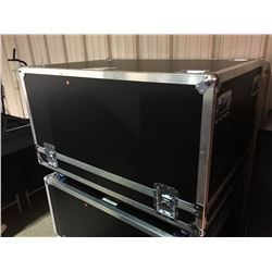 LIFT OFF LID ROAD CASE, 1/2'' CONSTRUCTION, 43'' H X 47.5'' W  X 30'' D INSIDE, CUSTOM TO FIT LOT