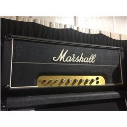 MARSHALL JMP 100 WATT 1981 GUITAR HEAD, SERIAL NUMBER: 04221N, WITH SWITCHER PEDAL