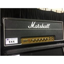MARSHALL MK II PLEXI SUPER LEAD 100 WATT REISSUE GUITAR HEAD, SERIAL NUMBER: RI/, WITH SWITCHER