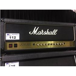 MARSHALL JCM 900 MODEL 4100 100 WATT HI GAIN DUAL REVERB GUITAR HEAD, SERIAL NUMBER: 715617,