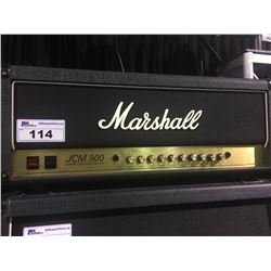 MARSHALL JCM 900 MODEL 4500 50 WATT HI GAIN DUAL REVERB GUITAR HEAD