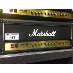 MARSHALL JCM 2000 DUAL SUPER LEAD 100 WATT GUITAR HEAD