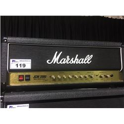 MARSHALL JCM 2000 DUAL SUPER LEAD 50 WATT GUITAR HEAD