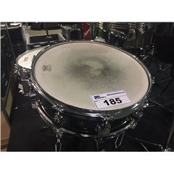 DW 14'' X 4'' PICCOLO SNARE DRUM AND STAND