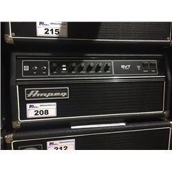 AMPEG SVT CLASSIC 300 WATT BASS AMP HEAD, MADE IN USA, SERIAL NUMBER: BJNDN40004