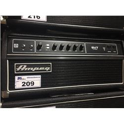 AMPEG SVT CLASSIC 300 WATT BASS AMP HEAD, MADE IN USA, SERIAL NUMBER: BJNDN4007