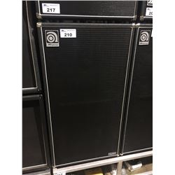 AMPEG CLASSIC SVT-215E 400 WATT BASS CAB, MADE IN USA, SERIAL NUMBER: BRQDRA0003