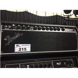 FENDER SUPER BASSMAN 300 WATT TUBE BASS HEAD, SERIAL NUMBER: M1639130, ORIGINAL GRILLE CLOTHE