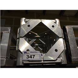 THOMAS TRUSS, ALUMINUM 12'' BOX TRUSS, 6 WAY CORNER BOX