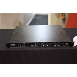 YORKVILLE TX2P ANALOG SIGNAL PROCESSING SYSTEM