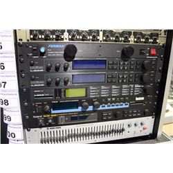 T.C. ELECTRONIC M2000 STUDIO EFFECTS PROCESSOR