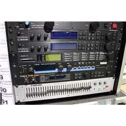 LEXICON PCM 80 DIGITAL EFFECTS PROCESSOR