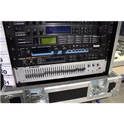 KLARK-TEKNIK DN 300 SINGLE CHANNEL 30 BAND GRAPHICAL EQUALIZER