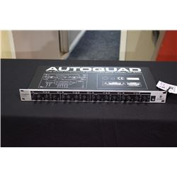 BEHRINGER AUTOQUAD MODEL XR2400 4 CHANNEL EXPANDER/GATE