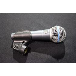 SHURE BETA 58 MICROPHONE