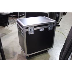 ROAD CASE, 36'' H X 31.5'' W X 22.5'' D OUTSIDE