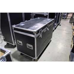 "ROAD CASE, 3/4"" CONSTRUCTION, 29'' H X 53'' W X 26'' D"