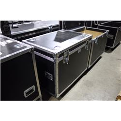 "CABLE TRUNK ROAD CASE, 29'' H X 39'' W X 26.5'' D, INSIDE 3/4"" CONSTRUCTION WAS USED FOR TRUSS 6 WAY"