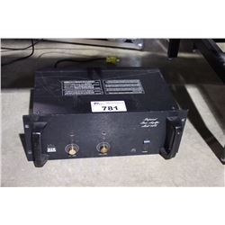 BGW MODEL 750C PROFESSIONAL TWO CHANNEL POWER AMPLIFIER