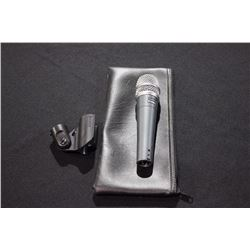 SHURE BETA 57A MICROPHONE WITH BAG