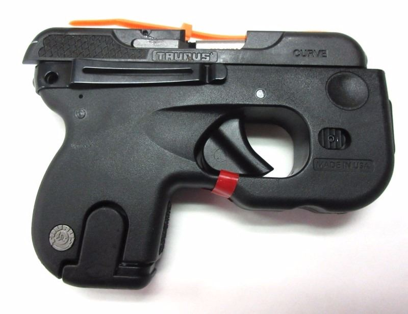 Taurus 180 Curve with Laser. 380 Pistol. New in box. - Silver City ...