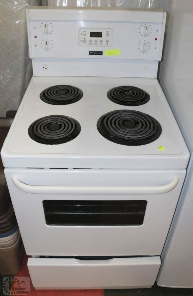 frigidaire 24 apartment size stove kastner auctions