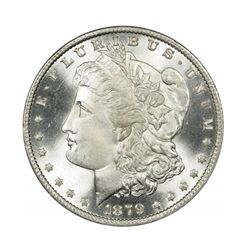 1879 $1 Morgan Silver Dollar UNC