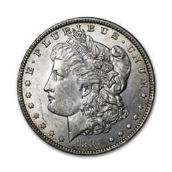 1888 $1 Morgan Silver Dollar AU