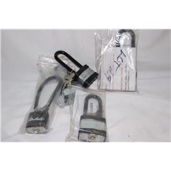Bundle of 5 Locks