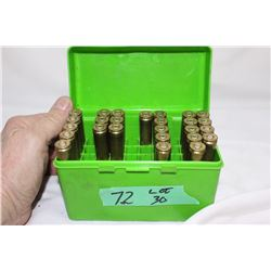 26 Rounds of 7mm Remington Mag